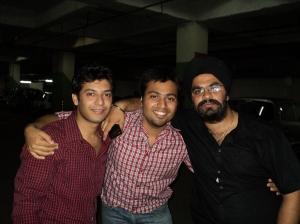 Manish, Piyush, Sahib