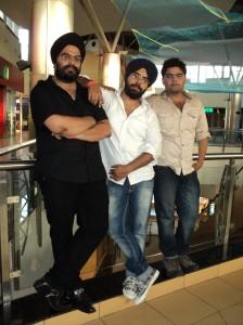 Sahib, Dilpreet, Rahul